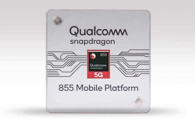 SoC Snapdragon 855