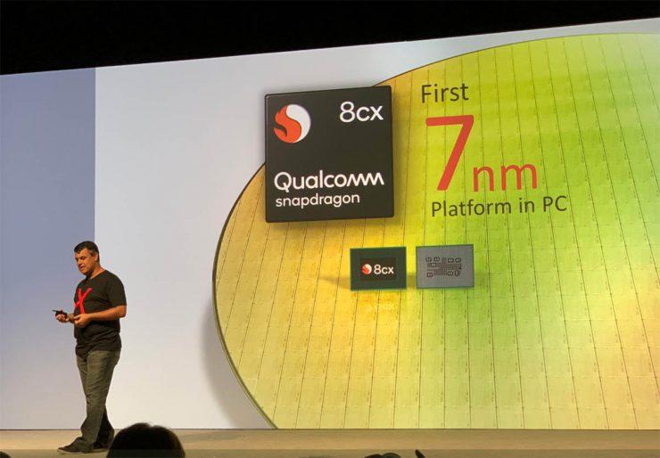 SoC Snapdragon 8cx