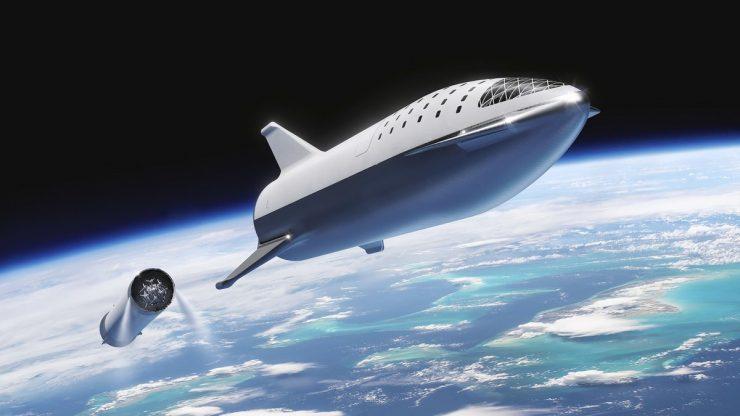 Nave Starship