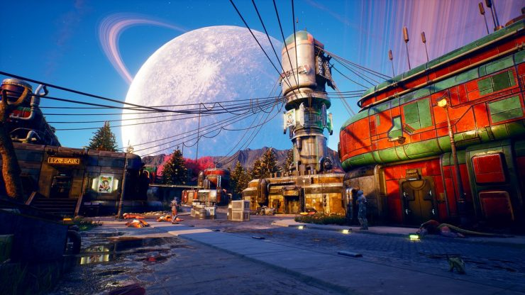 juego The Outer Worlds