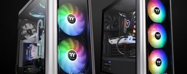 Thermaltake lanza sus chasis Level 20 MT ARGB y Level 20 GT ARGB