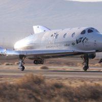 La Virgin Galactic SpaceShipTwo alcanza el espacio por primera vez