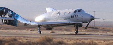 Virgin Galactic pone a la venta más vuelos espaciales a más de 250.000 dólares