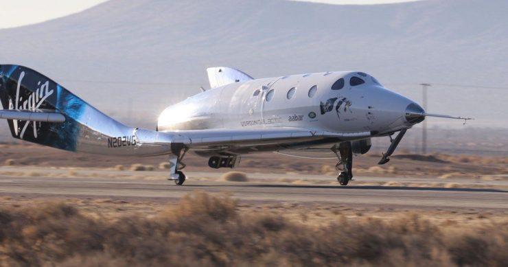 Virgin Galactic SpaceShipTwo 740x389 0