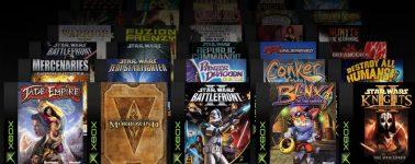 La Xbox One supera los 550 títulos retrocompatibles con Xbox 360 en su catálogo