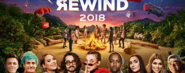 YouTube Rewind 2018 se convierte en el vídeo más odiado de YouTube
