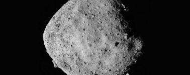 La sonda OSIRIS-REx de la NASA capta extrañas erupciones en el asteroide Bennu