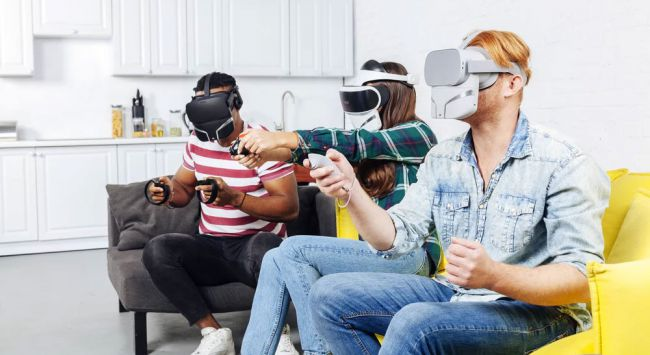 feelreal máscara realidad virtual 0