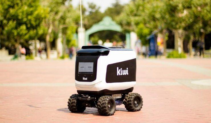 Robot Kiwibot