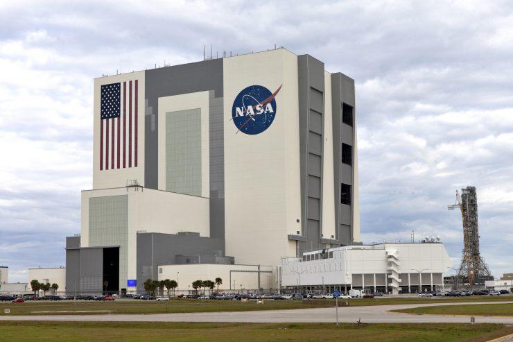 NASA Edificio