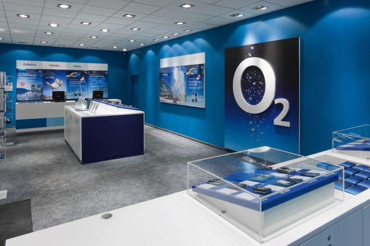 O2 Ericsson Reino Unido