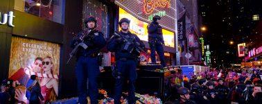 La Policía de Nueva York utilizará un drone para vigilar la fiesta de Año Nuevo