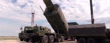 Rusia prueba con éxito un misil hipersónico capaz de burlar las defensas antiaéreas de EE.UU.