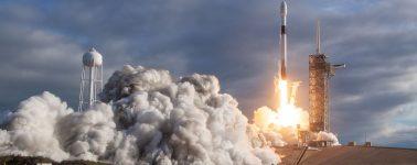 SpaceX pone en órbita 64 satélites con un Falcon 9 reutilizado en un lanzamiento sin precedentes