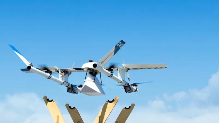 Proyecto Wing, de drones de reparto, de Alphabet