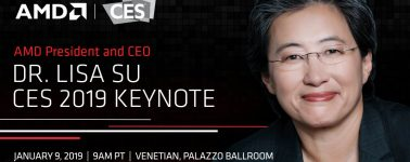 [Directo finalizado] Evento AMD CES 2019: AMD Ryzen 3000 + Radeon VEGA II