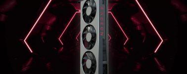 Los nuevos drivers de AMD mejoraron el rendimiento de la Radeon VII en un 0,65%
