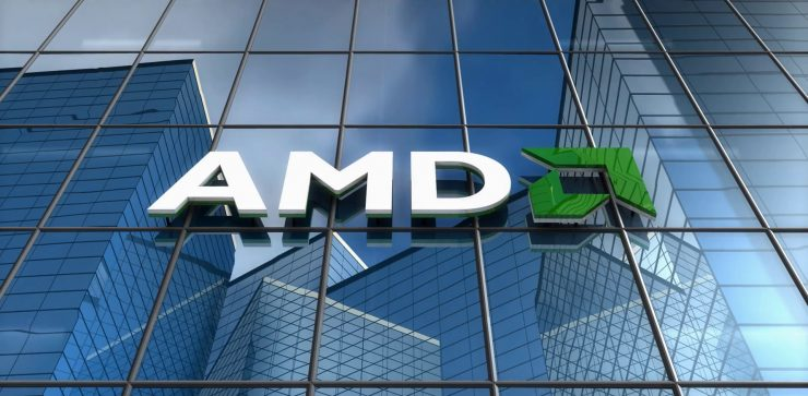 AMD logo edificio 740x363 0