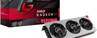 ASRock Radeon VII Phantom Gaming, de 'Gaming' sólo tiene las pegatinas