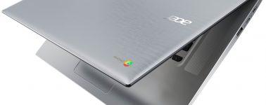 Acer Chromebook 315: 15.6″ Full HD, CPU AMD y hasta 10 horas de autonomía