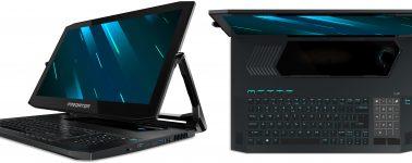 Acer Predator Triton 900: Portátil gaming convertible con una RTX 2080 por 4.199 euros