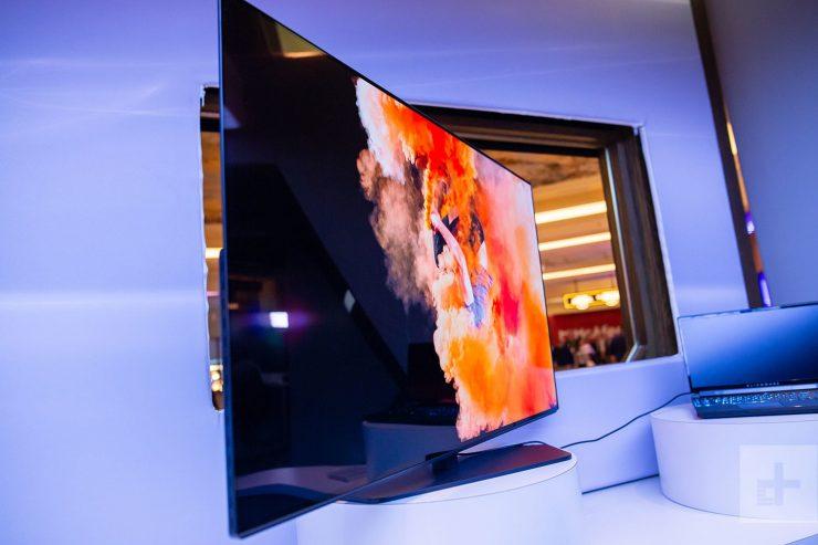 Monitor OLED Alienware 55