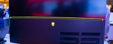 Alienware 55, un monitor 4K OLED @ 120 Hz para gamers