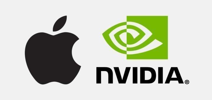 Apple vs Nvidia