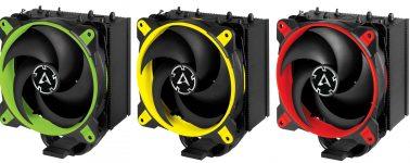 Arctic Freezer 34: Disipador CPU disponible en cuatro variantes