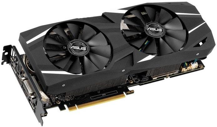 Asus Dual GeForce RTX 2060 1