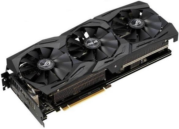Asus ROG STRIX GeForce RTX 2060 0