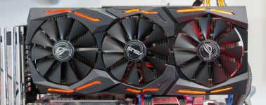 Review: Asus ROG Strix Gaming GeForce RTX 2060 OC 6GB