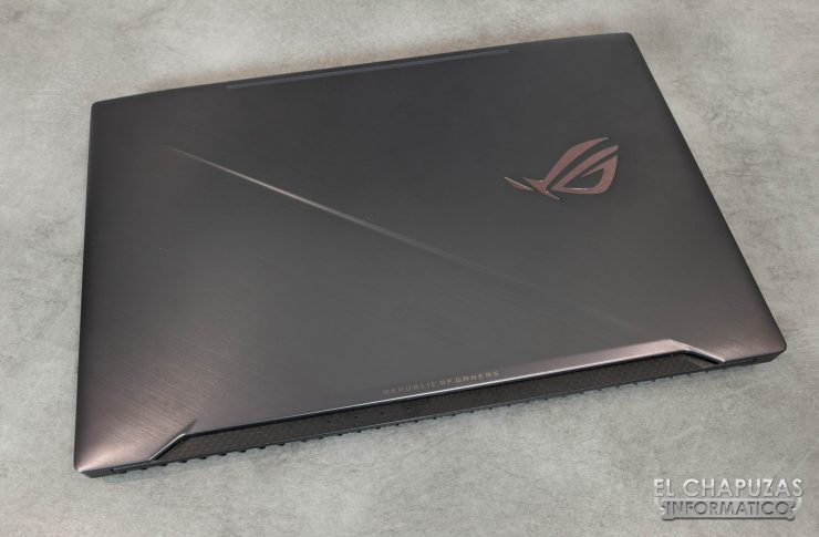 Asus ROG Strix Scar Edition (GL703GS)