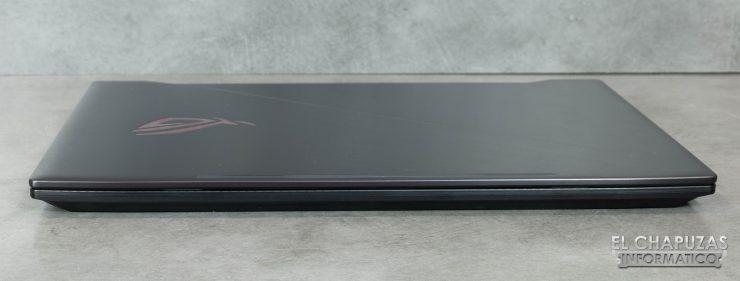 Asus ROG Strix Scar Edition (GL703GS) Lado 1