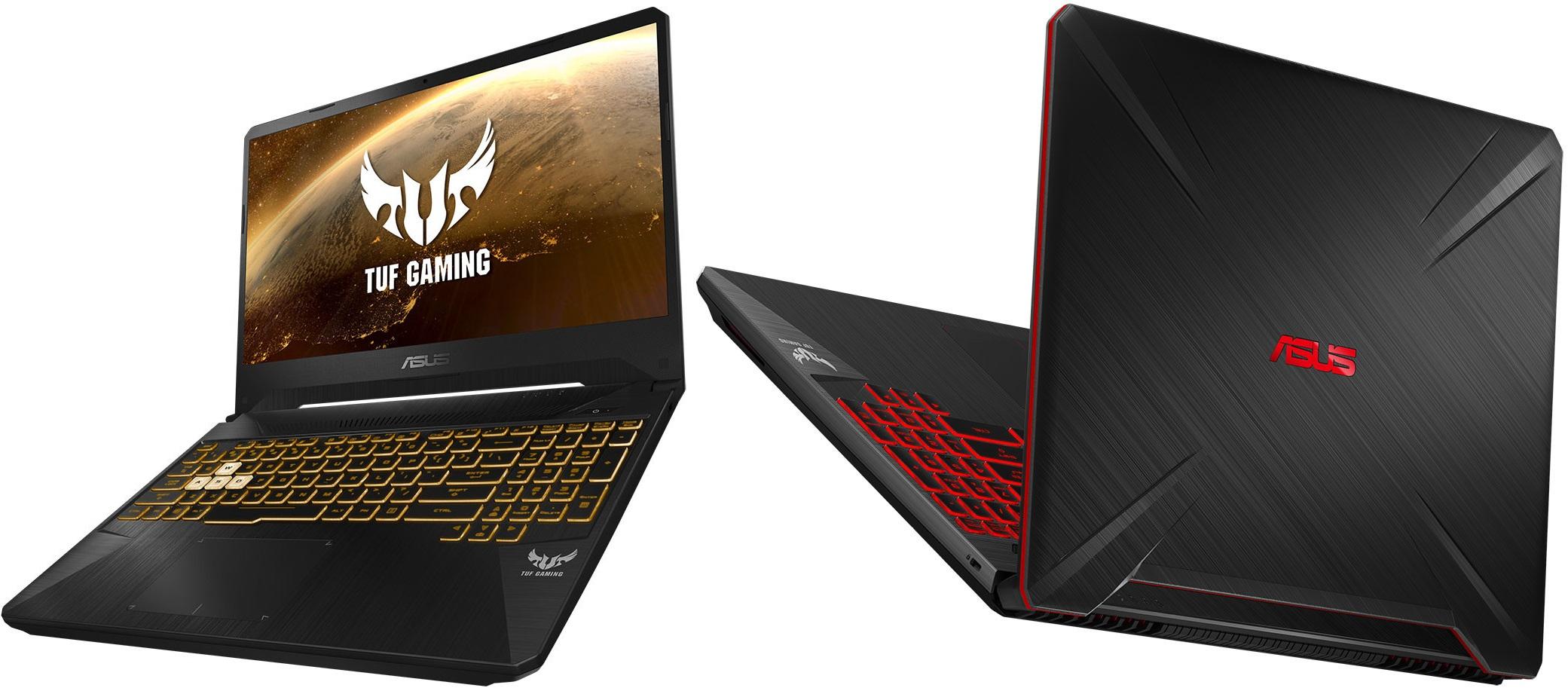 0942c3f37bd6 Asus TUF Gaming FX505DY y FX705DY: Portátiles gaming con CPU AMD ...