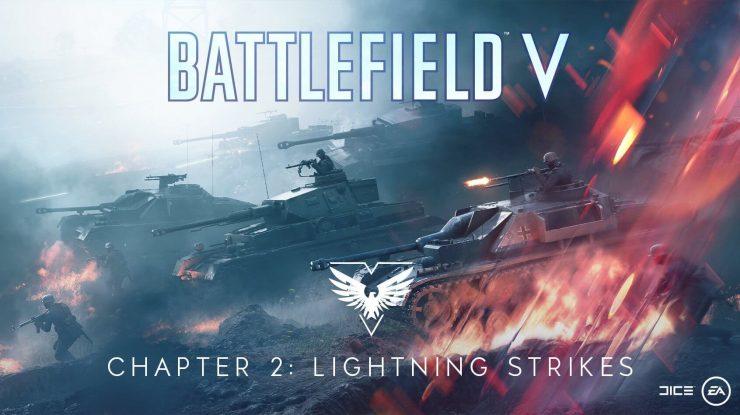 Battlefield V - Relámpagos de Guerra