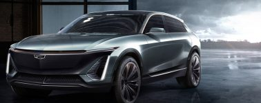 Cadillac muestra el que será su primer vehículo 100% eléctrico