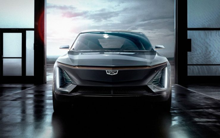 eléctrico de Cadillac