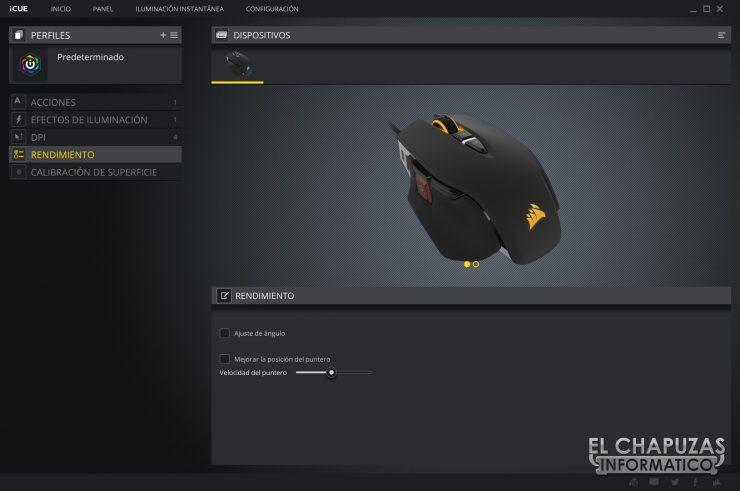 Corsair M65 RGB Elite iCUE 4