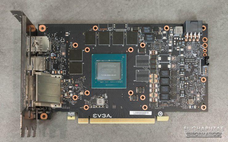EVGA GeForce RTX 2060 XC Gaming PCB