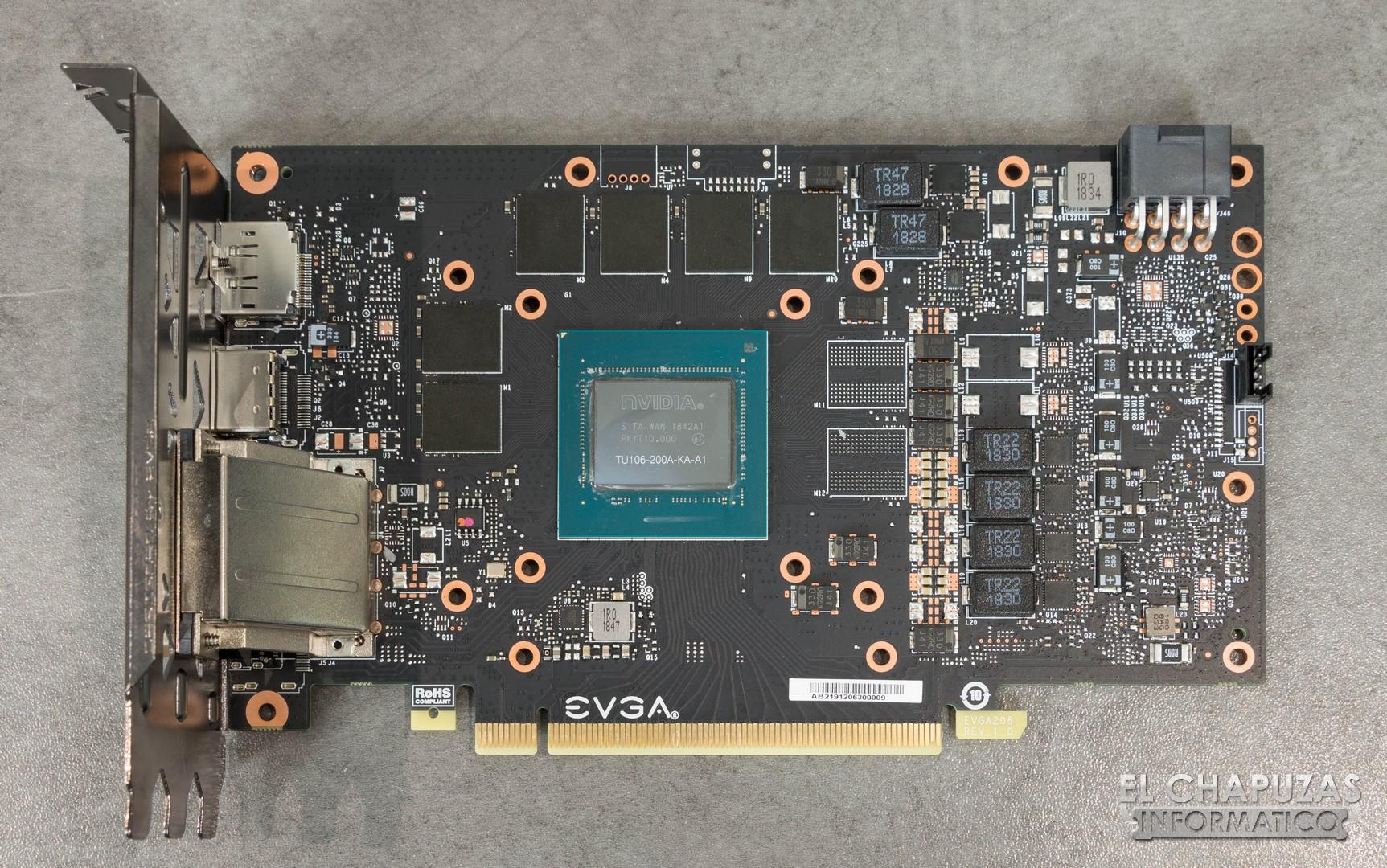 Review: EVGA GeForce RTX 2060 XC Gaming
