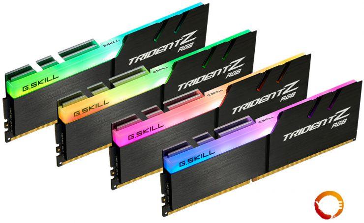 G.Skill Trident Z RGB DDR4 3466 740x454 0
