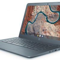 HP Chromebook 14: Portátiles muy básicos con CPU AMD