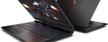 El HP Omen 15 será el primer portátil con pantalla @ 240 Hz