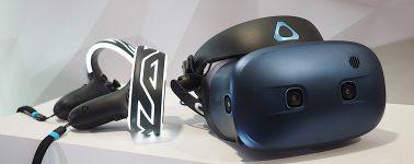 Vive Pro Eye y Vive Cosmos, las próximas gafas VR de HTC