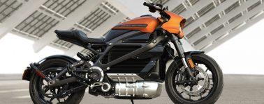 La Harley-Davidson eléctrica, la 'LiveWire', llegará en Agosto por 29.799 dólares