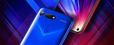 Honor View 20: 6.4″ FHD+, Kirin 980, 48 MPX y 4000 mAh por 569 euros