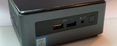 Intel Crimson Canyon NUC: Core i3 @ 10nm con GPU AMD Radeon