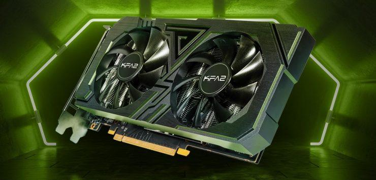 KFA2 GeForce RTX 2060 EX
