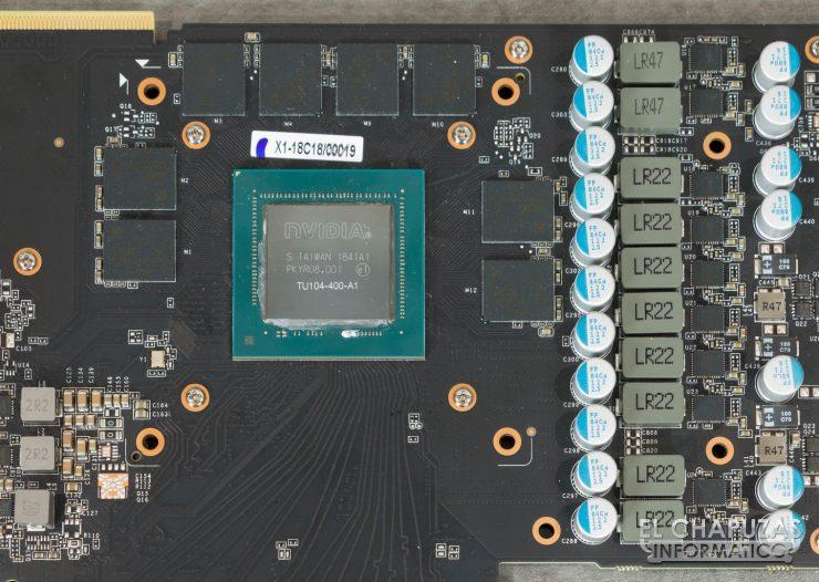 KFA2 GeForce RTX 2080 EX Núcleo